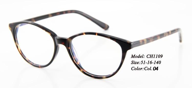 Frauen Wunder Großhandelsqualität Rahmen Augen amp; Round Klare Linse Acetat Mit Fabrikverkauf Gläser Optische Oval SxttHw