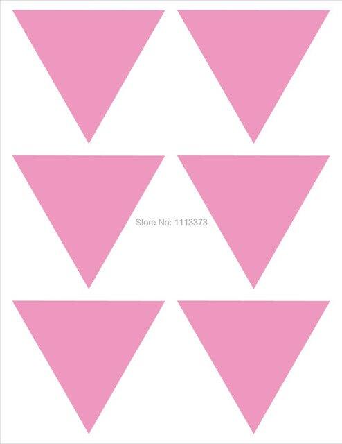 3,8x3,3 Cm Hot Magenta Dreieck Aufkleber Einladung Dichtung Hochzeit  Aufkleber Envelope