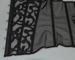 Image 5 - مشد مدرب خصر الكورسيهات steampunk من مثير underbust الملابس الداخلية الكورسيهات و bustiers steampunk من الملابس مشد مثير العشير