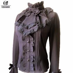 Hot-Selling-White-Chiffon-Victorian-Vintage-Lolita-Blouses-for-Women-Elegant-Sweet-Slim-Fit-Shirt