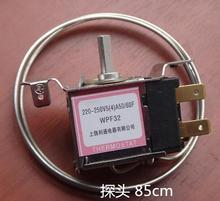 220 V WPF32 Buzdolabı parçaları buzdolabı termostatı 2 pins sensörü kafası 85 cm
