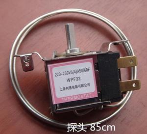 Image 1 - Termostato de nevera, piezas de refrigerador WPF32 de 220V, 2 pines, cabezal de senser de 85cm