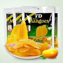 Филиппинская сухофруктов мгновенного манго сушеные закуски чай г