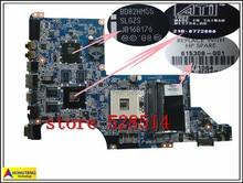 original 615308-001 Pavilion DV7T DV7-4000 Series laptop Notebook motherboard systemboard for hp 100% Test ok