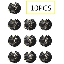 10pcs NRF51822 Bluetooth 4.0 אלחוטי מודול ibeacon בסיס תחנת מיצוב משואה ליד שדה מיקום סוללה עם מעטפת