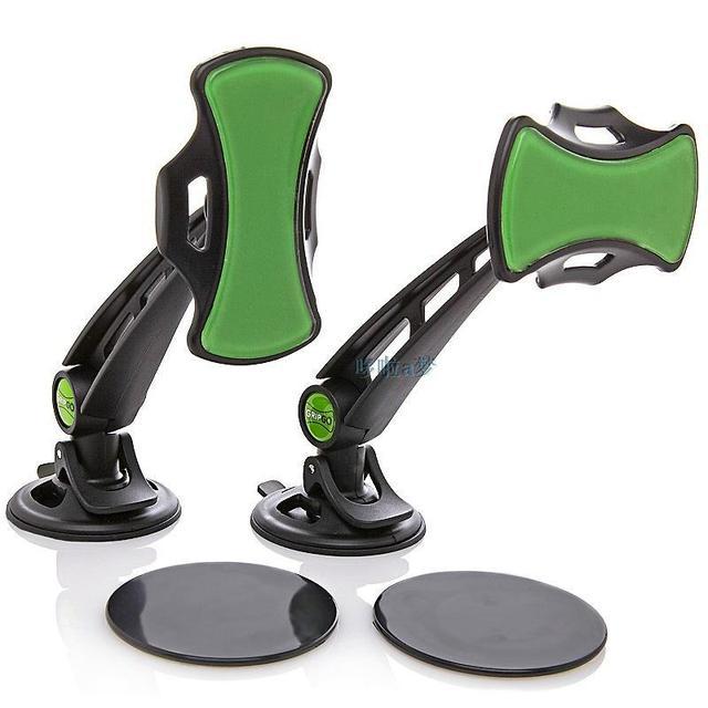 GripGo grip go Universal Car Phone Holder Mount 360 Degree Anti-skidding As seen on TV Smartphone Holder in Car
