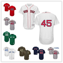 41bacdc44 Men's Boston Red Sox Pedro Martinez Father's Day White Red Green Navy Cool Base  Flex Base
