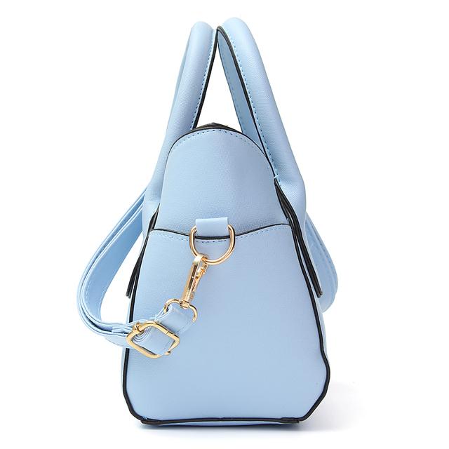 Osmond Cute Cat Women Leather Handbags Crossbody Messneger Bags Solid Shoulder Bag Korean Casual Totes Bag Bolsa Feminina