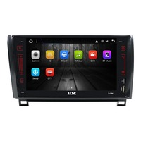 KLYDE 2 Din 9 8 Core Android 8.1 For TOYOTA Tundra Sequoia 2007 2013 Car Radio 2+32GB Multimedia Audio Stereo 1024*600