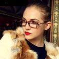 Decoración Más Nuevas Mujeres Miopía Gafas de Marco Óptico Anteojos Recetados Marco