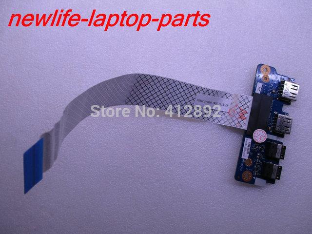 Original para asus r700v k75vm usb placa qcl70 ls-8222p nbx0c012m00 bom teste frete grátis