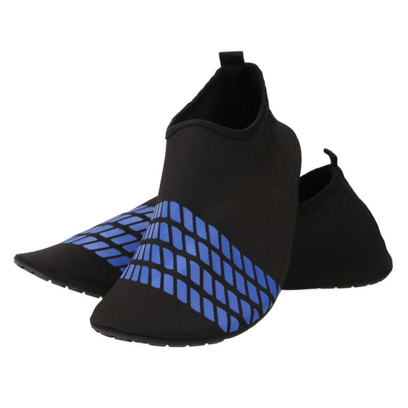 bfa560ebe55a8c ... Foldable Slip Men Women Surf Aqua Beach Water Socks Shoes Sport Yoga  Swim Diving Anti- ...