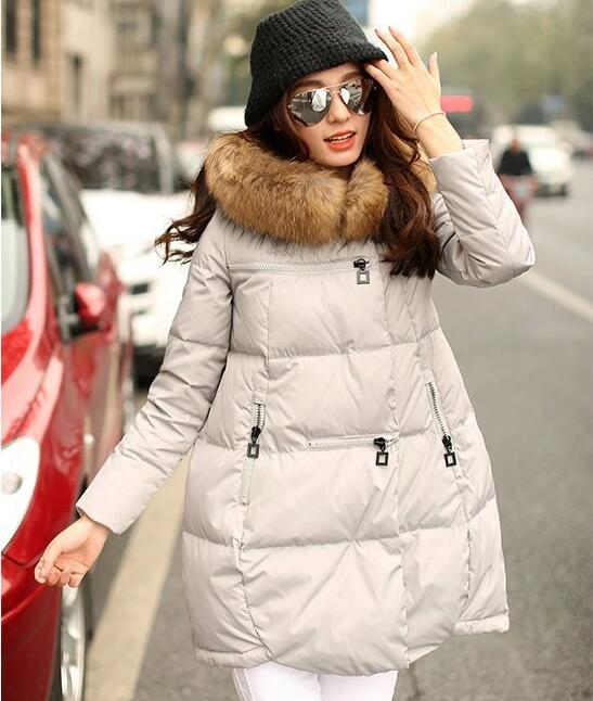 Новое зимнее женское пальто теплая куртка Женский пуховик для беременных Одежда женская верхняя одежда парки для беременных зимняя теплая ...