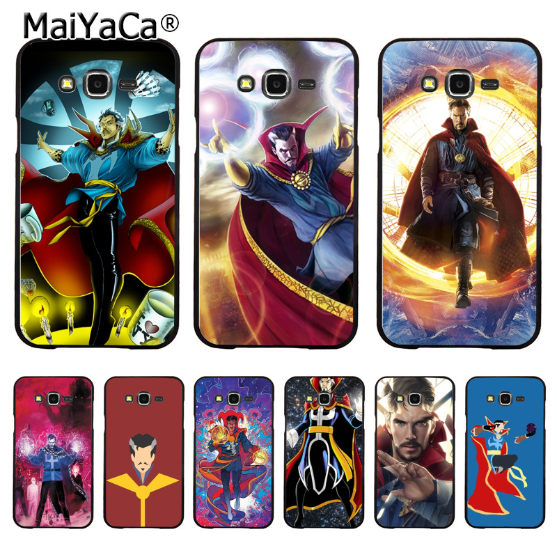Temperate Maiyaca Doctor Strange Dr Marvel Comics Phone Accessories Case For Samsung J7 J8 J6 J2pro A9 A6 A8 Case Coque Aromatic Character And Agreeable Taste Phone Bags & Cases Cellphones & Telecommunications