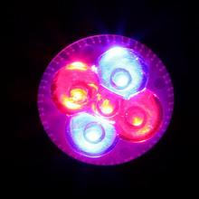 E27 15W LED Grow Light Red Blue Hydroponic Growing Plant LED Light Grow Lamp Garden Home Plant Grow Lights Indoor Plant Lighting