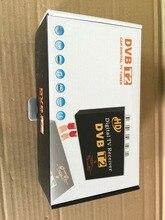dual antenna High Speed Car HD DVB T2 Mobile cars Digital TV Turner Receiver auto tv