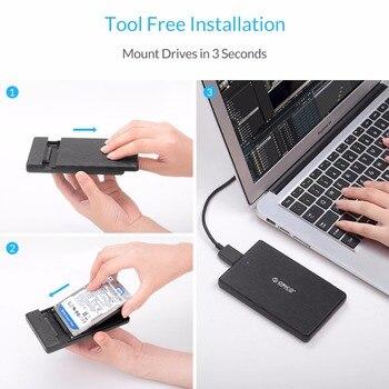 ORICO HDD Case 2.5 SATA to USB 3.0 Hard Drive 1