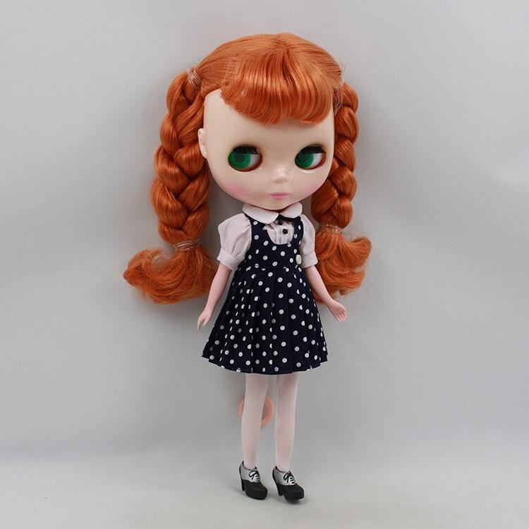 ФОТО Bonecos colecionaveis Blyth doll nude cute blyth doll diy baby toys for girls