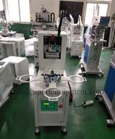 Pneumatic balloon printing machine