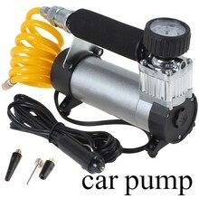 Car Air Compressor YD-3035 Tire Inflator Pump Portable Super Flow 100PSI Auto Tire Inflator