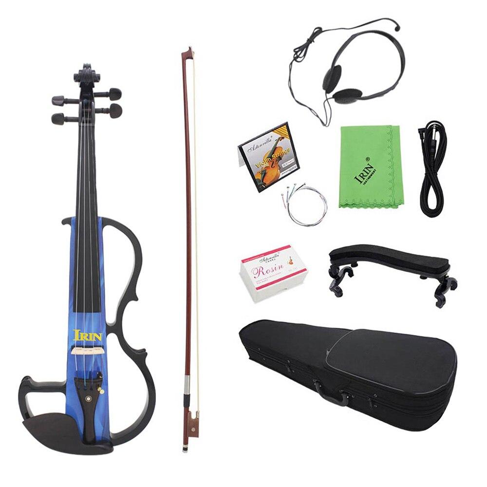 Violon électroacoustique professionnel enfants jouet d'apprentissage Musical matériaux en bois de haute qualité jouet éducatif Instrument de musique