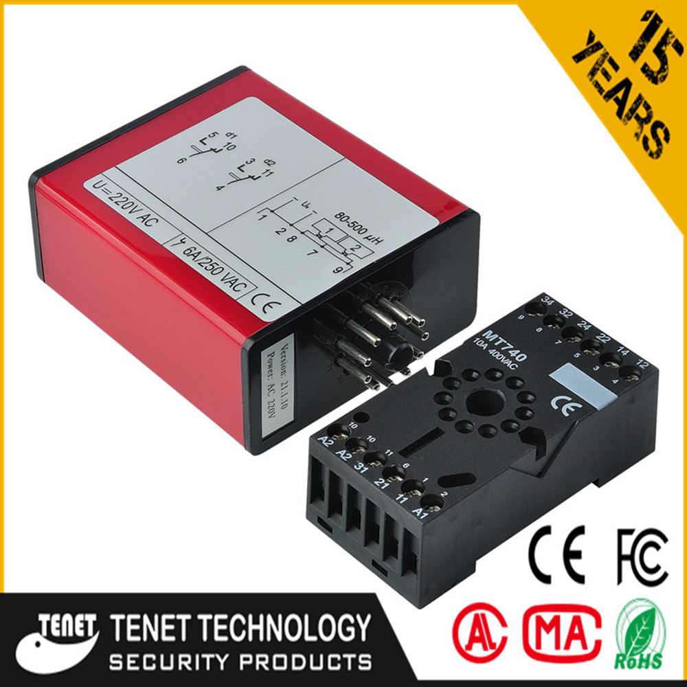 Manufacturer Tenet Tld 110 Single Channel Inductive Vehicle Loop Detector Relay For Faac Bft Came Nice Gate Barrier Operators In Car Parking Equipment From