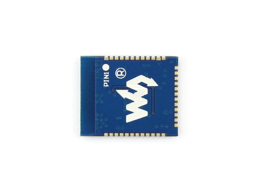 Core51822 (B) BLE4.0 Bluetooth 2.4G Wireless Module, NRF51822 Onboard Rev3,supports Higher Version SDK