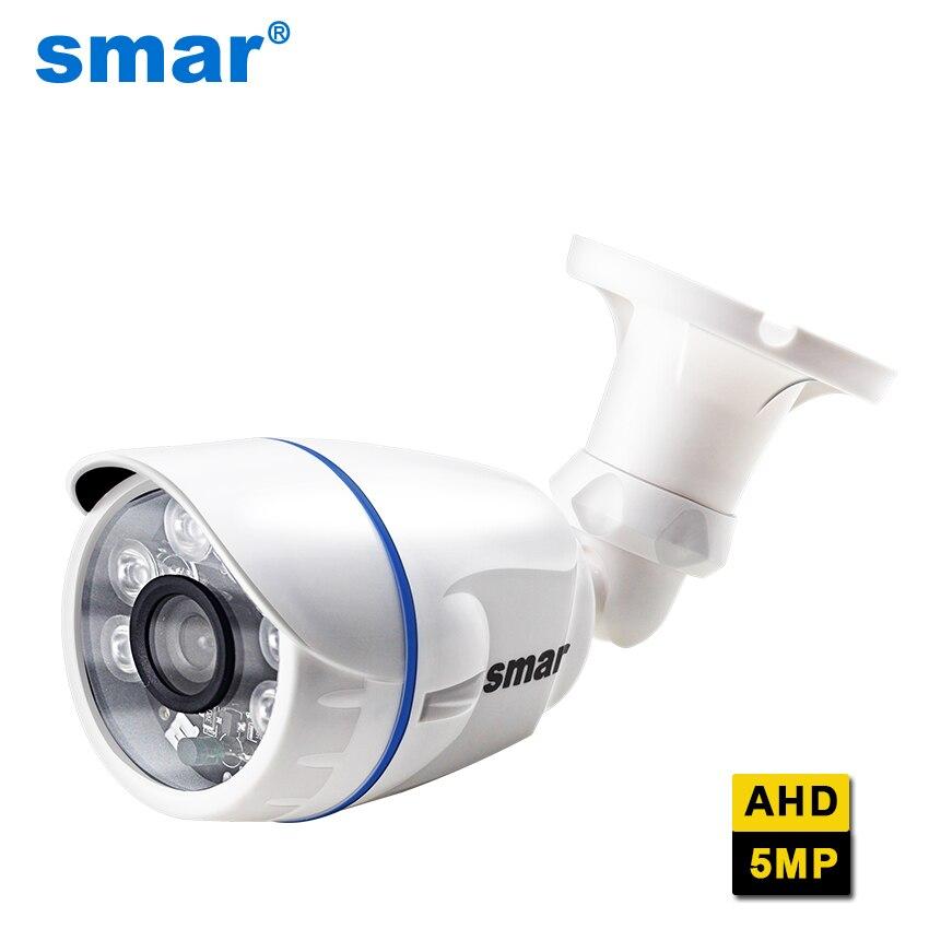 Smar Super 5MP SC5239 AHD Câmera CMOS 2560 (H) * 1920 (V) ao ar livre À Prova D' Água Câmera Da Bala de Segurança 36 IR LEDS Night Vision Hot