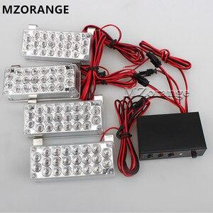 LED Strobe Light Car Flashing
