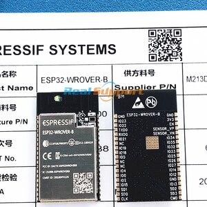 Image 5 - 10 PCS ESP32 WROVER Mô đun ESP32 WROVER B SPI Flash 4 MB PCB Ăng ten Trên Tàu mô đun dựa trên ESP32 D0WD WiFi BT BLE MCU mô đun
