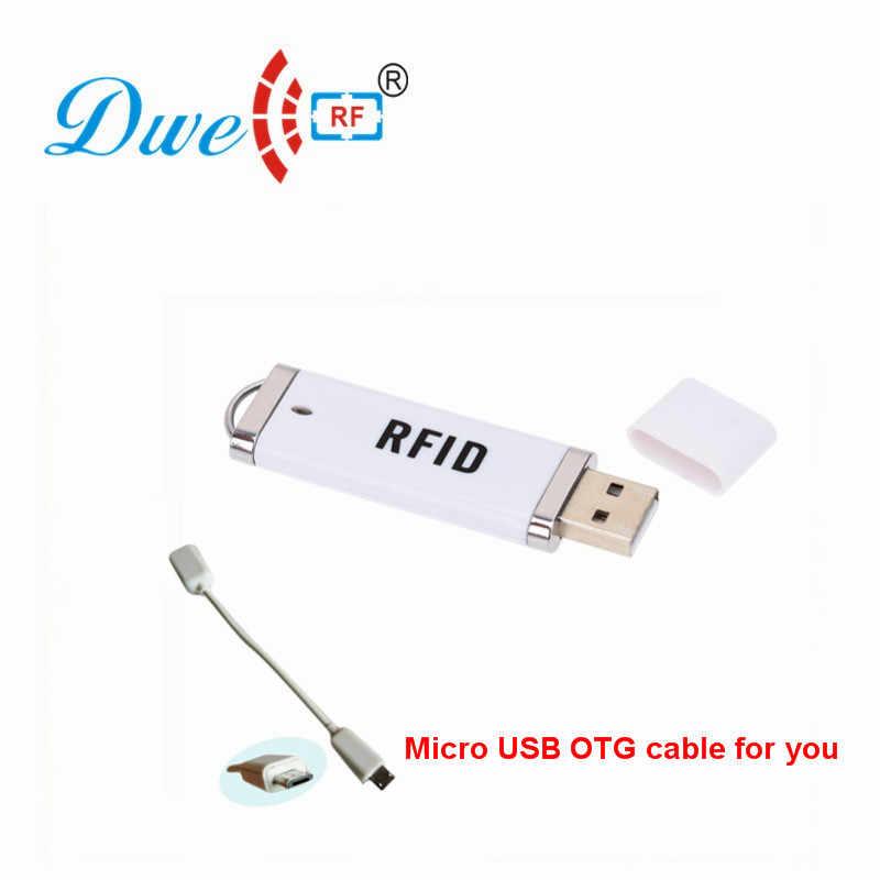 DWE CC RF USB RFID Card Reader For Android Mini 125khz