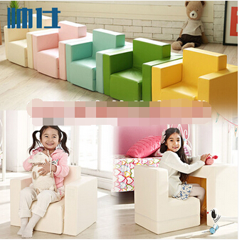 Children's Sofa Combination.. Cartoon Small Sofa