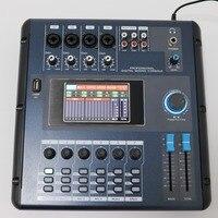 Betagear Экран Touch M2006 цифровой микшер аудио музыкальный ауодиопроцессор Профессиональный с микшерным пультом мини dj микшер фрезерный станок de