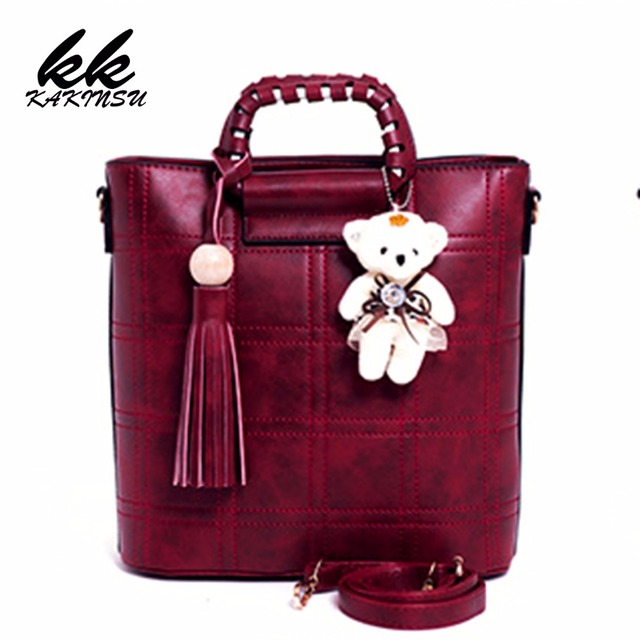 Free shipping 2018 new woman handbags trend messenger bag simple ...