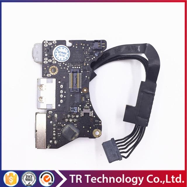 "wholesale Power Board I/O USB audio DC magsafe board for MacBook Air 11"" 2011 A1370 1370 MC968 MC969 820-3053-A, 100% test"