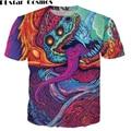 PLstar Cosmos Fashion Clothing Hyper beast T-Shirt psychedelic tops Women Men Casual Tshirt 3d Harajuku t shirt Outfits Tee