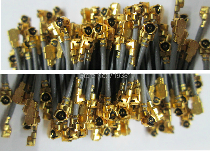 10x IPEX IPX WiFi Antenna Cable for WIFI/GSM/3G/GPS DIY ...