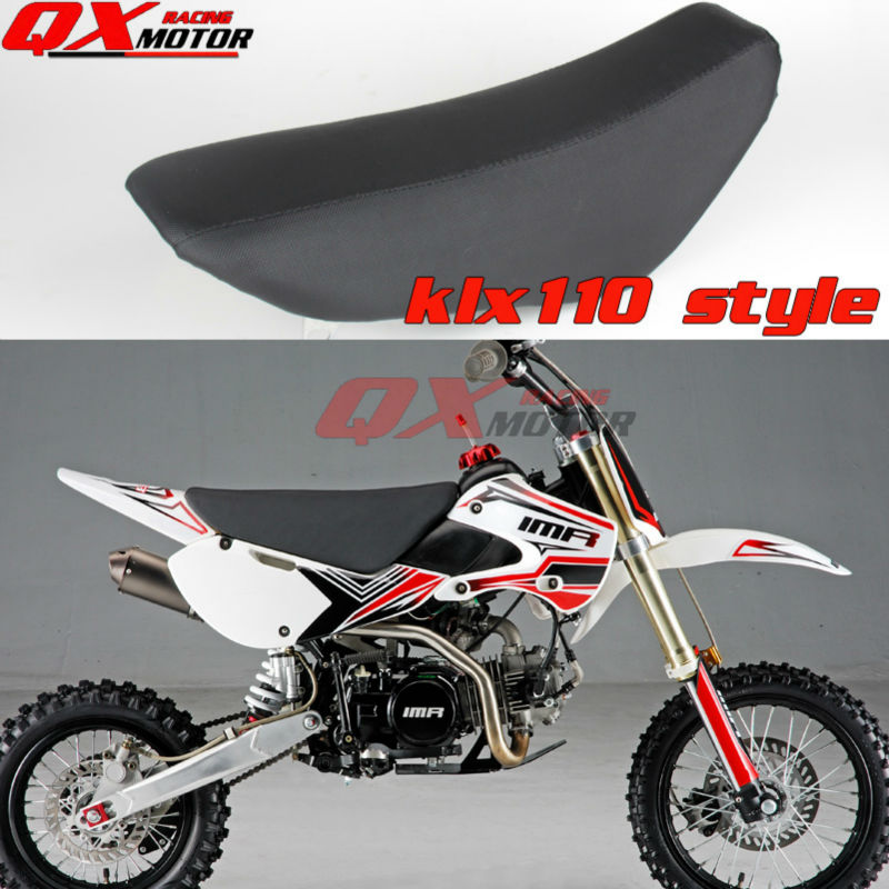 Black Pit Bike Seat Dirt Bike Seat For Klx110 Style