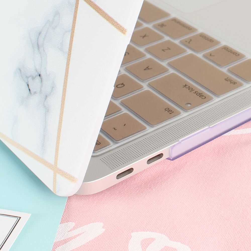 Marble Retina Case for MacBook 163