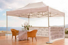 OUHAI Outdoor aluminum event canopy wedding marquee garden gazebo pop up party tent & Buy 2m x 2m gazebo and get free shipping on AliExpress.com