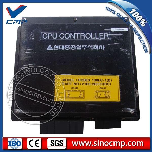 ECU Controller 21EM-32133 control unit for Hyundai Robex R210-3 ExcavatorECU Controller 21EM-32133 control unit for Hyundai Robex R210-3 Excavator