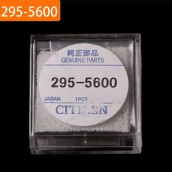 1pcs/lot 295-5600 NEW MT920 Short foot rechargeable battery Citizen weather light watch rechargeable battery New and original