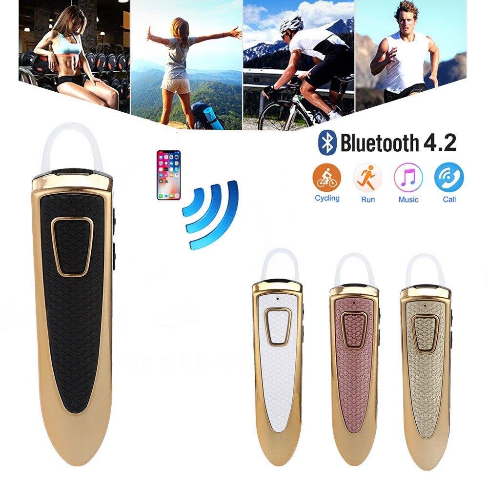 True Wireless Earbuds Bluetooth 4.1 Wireless Headset Earbud Earphones Earphone With Mic For iPhone Portable Design