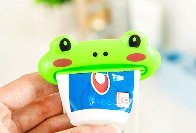 Joli dispositif d'extrusion à usages multiples | Livraison gratuite, distributeur de dentifrice, nettoyant du visage, dispositif d'extrusion #6088 Z1