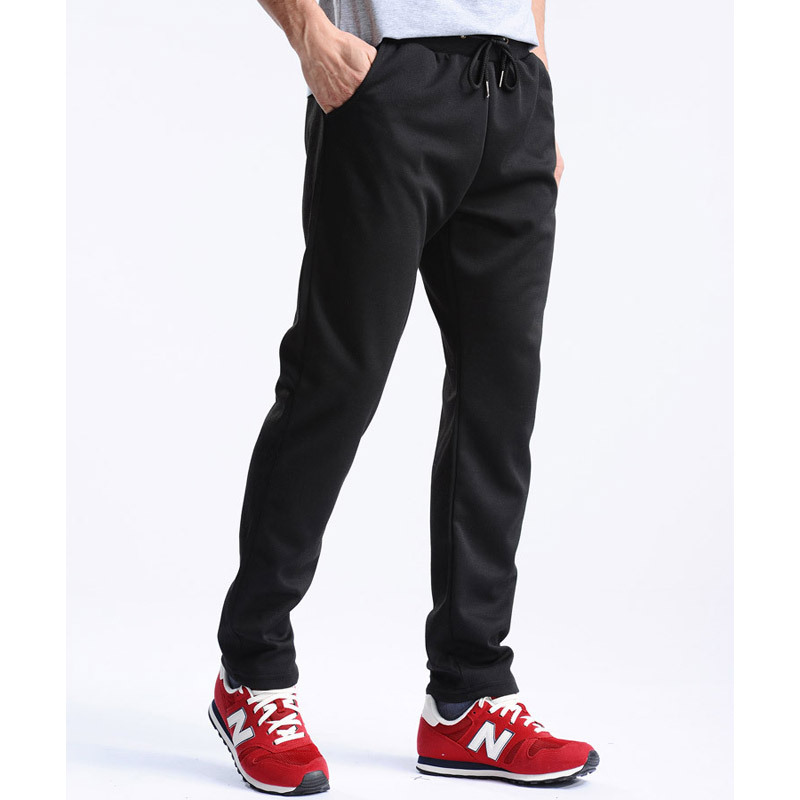 2018 New Brand Joggers Male Trousers Men Pants Elastic Waist Sweatpants Men's Casual Pants For Spring And Autumn Straight Pants