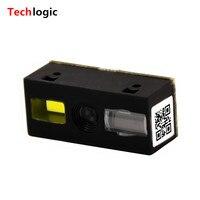 Techlogic 1D 2D QR PDF417 Datametrix Barcode Scanner Module 2D Bar Code Scan Engin Embedded scanner Code Reader Free Shipping