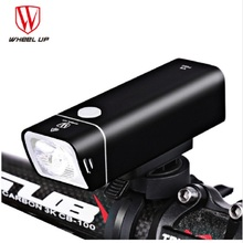 цены Bicycle lamp USB Rechargeable Waterproof Bike Light Front Handlebar Cycling Led Flashlight Torch Headlight Bicycle Accessor