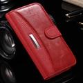 Para samsung s7 edge caso pu carteira de couro do caso para samsung galaxy s7 edge g9350 coques telefone bags tampa articulada acessórios titular