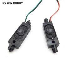 1.5W 12R Notebook Speakers Horn 1.5 watt 12 ohms 12R1.5W thickness 6MM 3714 37*14mm a pair
