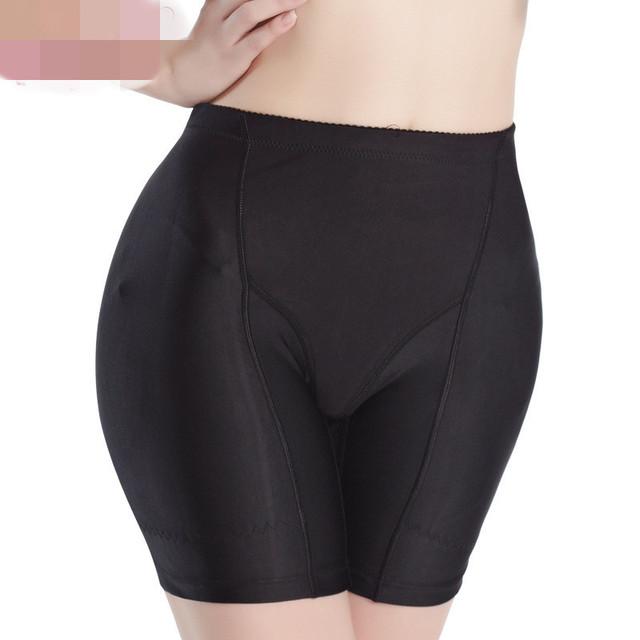 2016 new sexy mulheres espumas acolchoadas calça shapewear bundas bum hip enhancing underwear calcinhas shapers hop enhancer frete grátis